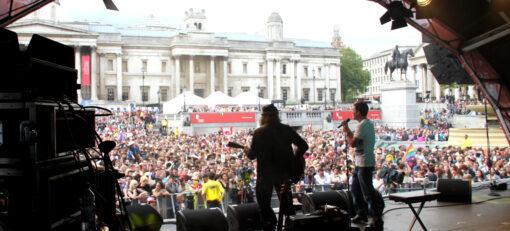 corey hart live in London
