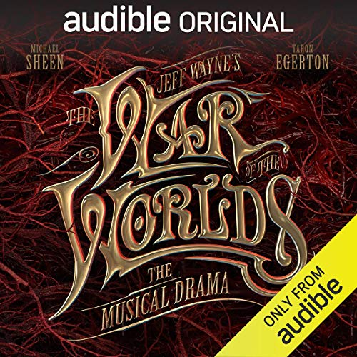 Audible The War of The Worlds