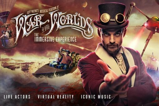The War of The Worlds - Immersive Experience